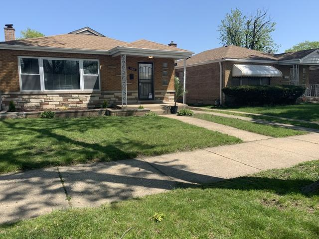 12817 S Justine Street, Calumet Park, IL 60827 (MLS #10378236) :: The Perotti Group | Compass Real Estate