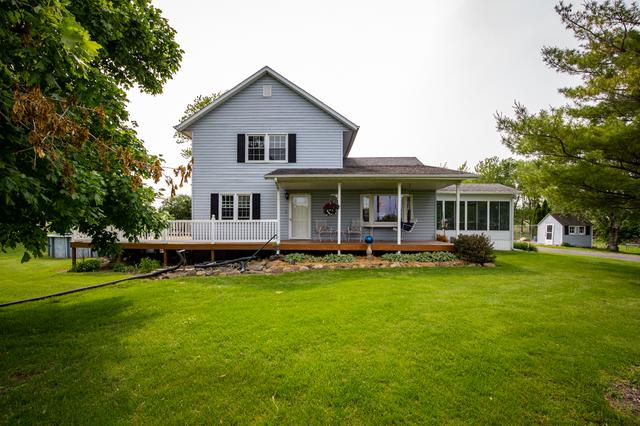 9060 N 11000E Road, Grant Park, IL 60940 (MLS #10378261) :: Berkshire Hathaway HomeServices Snyder Real Estate