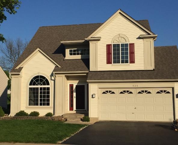 525 Rose Lane, Bartlett, IL 60103 (MLS #10378389) :: HomesForSale123.com