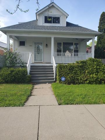1406 W 112th Place, Chicago, IL 60643 (MLS #10378420) :: Century 21 Affiliated
