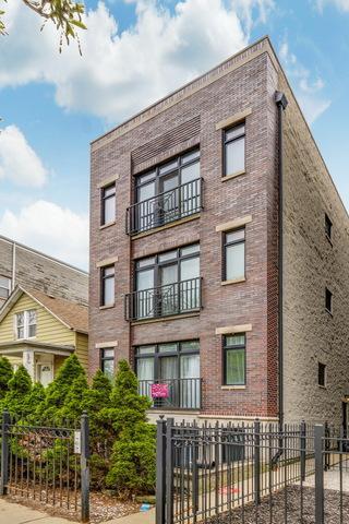 2846 N Damen Avenue #1, Chicago, IL 60618 (MLS #10378469) :: Berkshire Hathaway HomeServices Snyder Real Estate