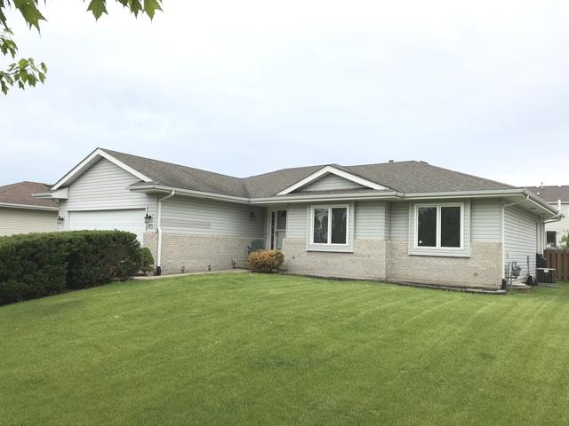 2915 Ruth Fitzgerald Drive, Plainfield, IL 60586 (MLS #10378486) :: Berkshire Hathaway HomeServices Snyder Real Estate