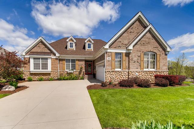 2 Aztec Court, South Barrington, IL 60010 (MLS #10378527) :: Berkshire Hathaway HomeServices Snyder Real Estate
