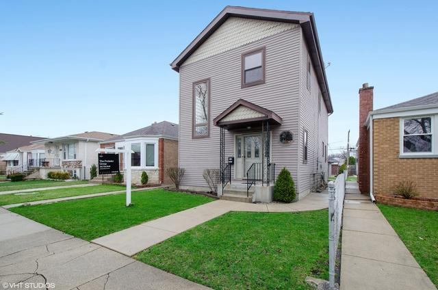 3803 N Panama Avenue, Chicago, IL 60634 (MLS #10378558) :: Berkshire Hathaway HomeServices Snyder Real Estate