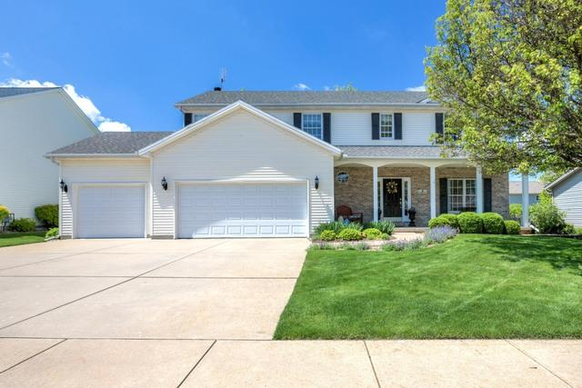 9 Greythorne Circle, Bloomington, IL 61704 (MLS #10378754) :: Berkshire Hathaway HomeServices Snyder Real Estate
