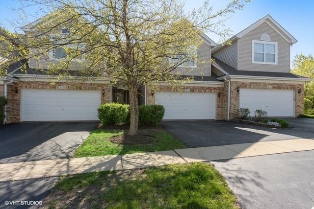 1337 Leonard Drive, Schaumburg, IL 60193 (MLS #10378808) :: Berkshire Hathaway HomeServices Snyder Real Estate
