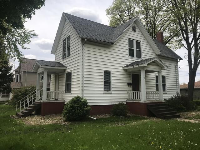 327 E 9TH Street, Gibson City, IL 60936 (MLS #10378981) :: Ryan Dallas Real Estate