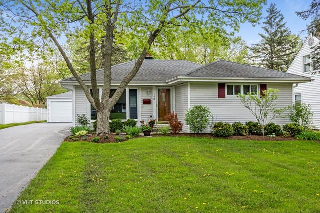143 S Walnut Street, Palatine, IL 60067 (MLS #10379121) :: Berkshire Hathaway HomeServices Snyder Real Estate