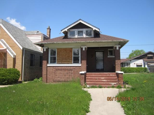 644 W 115th Street, Chicago, IL 60628 (MLS #10379160) :: Berkshire Hathaway HomeServices Snyder Real Estate