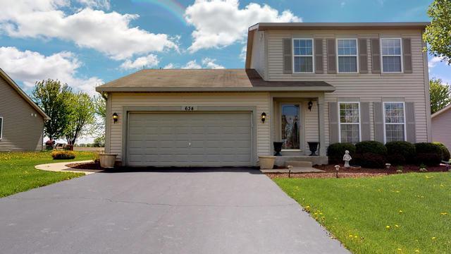 634 Deames Street, Plano, IL 60545 (MLS #10379188) :: Lewke Partners