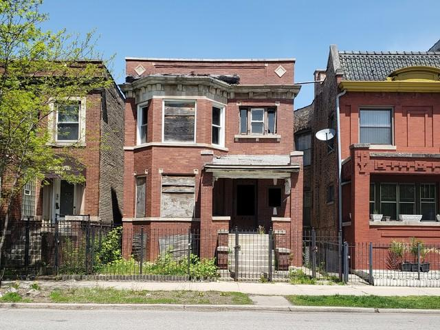 1520 W Garfield Boulevard, Chicago, IL 60609 (MLS #10379234) :: Century 21 Affiliated