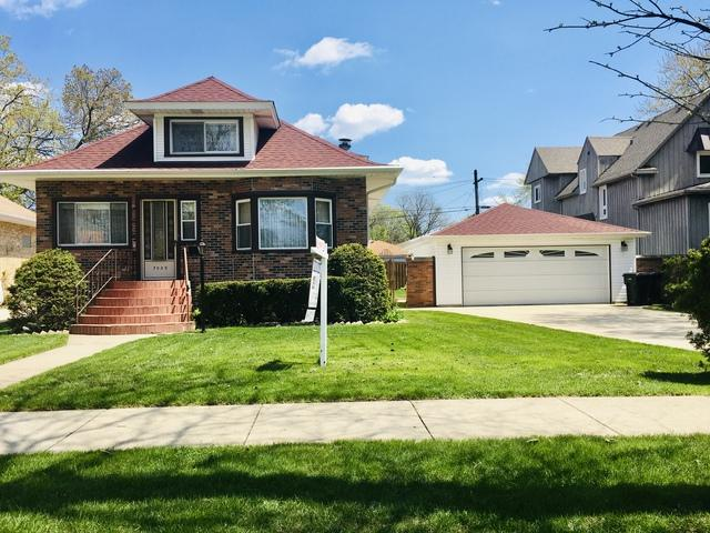 7009 N Overhill Avenue, Chicago, IL 60631 (MLS #10379260) :: Century 21 Affiliated
