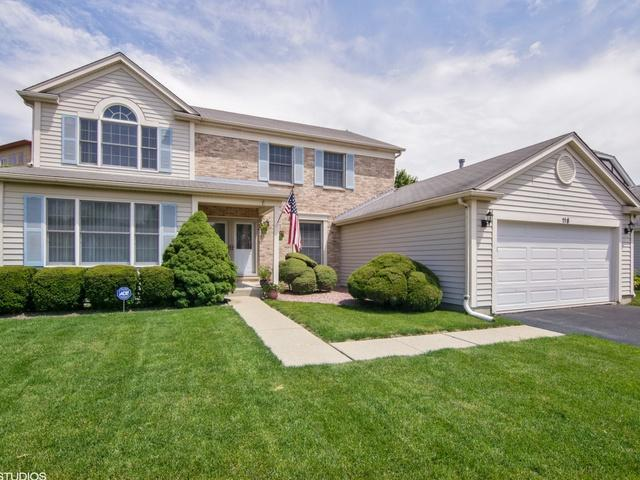 116 Picardy Lane, Wheeling, IL 60090 (MLS #10379310) :: Century 21 Affiliated