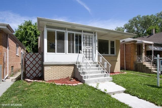 1152 E 90th Street, Chicago, IL 60619 (MLS #10379360) :: Baz Realty Network | Keller Williams Elite