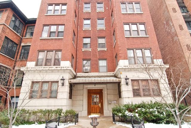 647 W Sheridan Road 1E, Chicago, IL 60613 (MLS #10379379) :: BNRealty