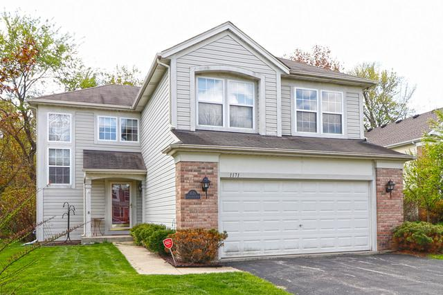 1171 Chesterfield Lane, Grayslake, IL 60030 (MLS #10379539) :: Berkshire Hathaway HomeServices Snyder Real Estate