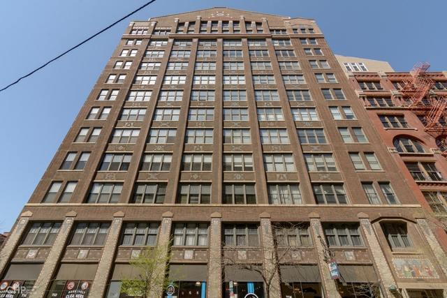 720 S Dearborn Street #901, Chicago, IL 60605 (MLS #10379568) :: Century 21 Affiliated