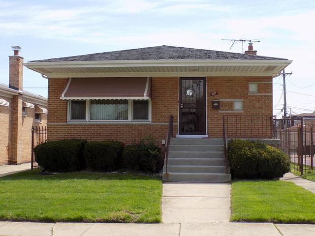 567 Merrill Avenue, Calumet City, IL 60409 (MLS #10379622) :: Property Consultants Realty