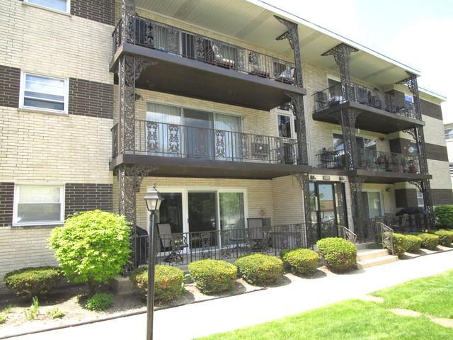 1009 8th Avenue #3, La Grange, IL 60525 (MLS #10379646) :: Berkshire Hathaway HomeServices Snyder Real Estate