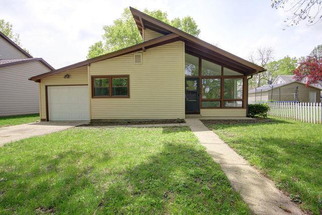 633 E Meyers, MONTICELLO, IL 61856 (MLS #10379670) :: Ryan Dallas Real Estate
