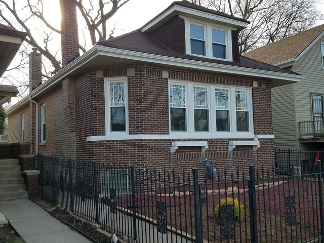 8013 S Woodlawn Avenue, Chicago, IL 60619 (MLS #10379696) :: Berkshire Hathaway HomeServices Snyder Real Estate