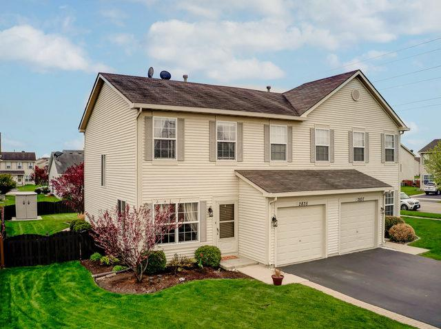 2835 Oakmont Drive, Montgomery, IL 60538 (MLS #10379748) :: Berkshire Hathaway HomeServices Snyder Real Estate