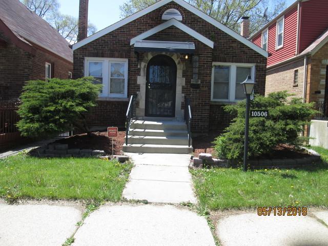 10506 S Calumet Avenue, Chicago, IL 60628 (MLS #10379759) :: Century 21 Affiliated