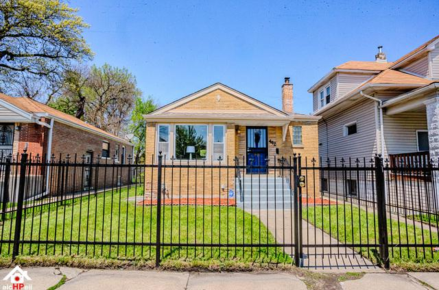 442 W 115th Street, Chicago, IL 60628 (MLS #10379768) :: Century 21 Affiliated