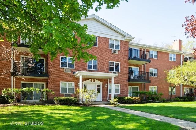 819 E Miner Street 2B, Arlington Heights, IL 60004 (MLS #10379774) :: Century 21 Affiliated