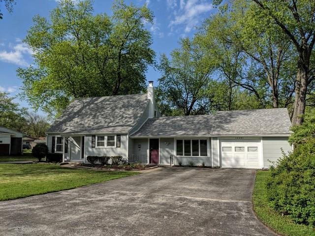 16481 Belleplaine Drive, Markham, IL 60428 (MLS #10379777) :: Century 21 Affiliated
