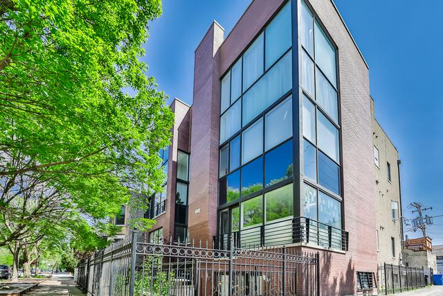 2143 W Lyndale Street 2E, Chicago, IL 60647 (MLS #10380077) :: Berkshire Hathaway HomeServices Snyder Real Estate