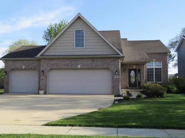 2809 Spangle Road, Bloomington, IL 61705 (MLS #10380090) :: The Jacobs Group