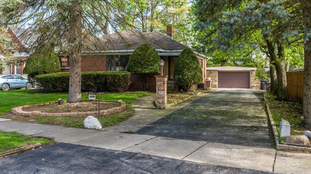 3250 S Schultz Drive, Lansing, IL 60438 (MLS #10380147) :: Century 21 Affiliated