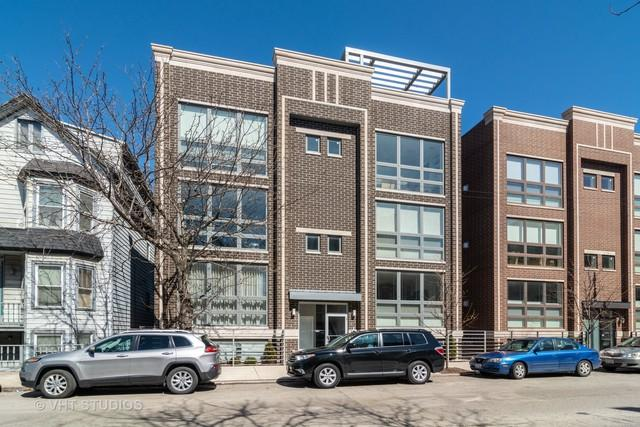 2320 W Belmont Avenue 3W, Chicago, IL 60618 (MLS #10380267) :: Berkshire Hathaway HomeServices Snyder Real Estate