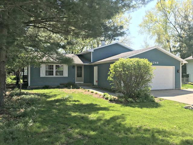 1248 Bunker Street, Woodstock, IL 60098 (MLS #10380274) :: Berkshire Hathaway HomeServices Snyder Real Estate
