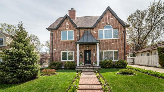7143 Foster Street, Morton Grove, IL 60053 (MLS #10380295) :: Berkshire Hathaway HomeServices Snyder Real Estate