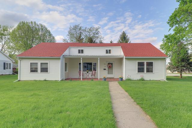 295 E 5th Street, El Paso, IL 61738 (MLS #10380298) :: BNRealty