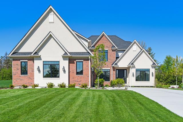 8310 Waterview Court, Burr Ridge, IL 60527 (MLS #10380313) :: Berkshire Hathaway HomeServices Snyder Real Estate