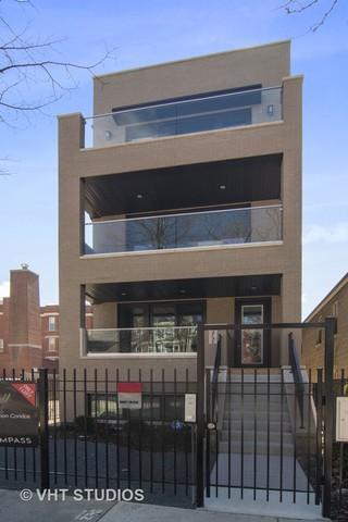 2731 W Cortez Street #3, Chicago, IL 60622 (MLS #10380354) :: Berkshire Hathaway HomeServices Snyder Real Estate