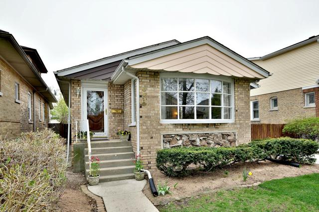 6615 N Oliphant Avenue, Chicago, IL 60631 (MLS #10380382) :: Century 21 Affiliated