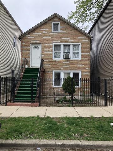 4805 S Ada Street, Chicago, IL 60609 (MLS #10380394) :: Century 21 Affiliated