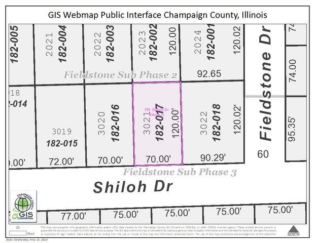 116 Shiloh Drive, Savoy, IL 61874 (MLS #10380477) :: Ryan Dallas Real Estate