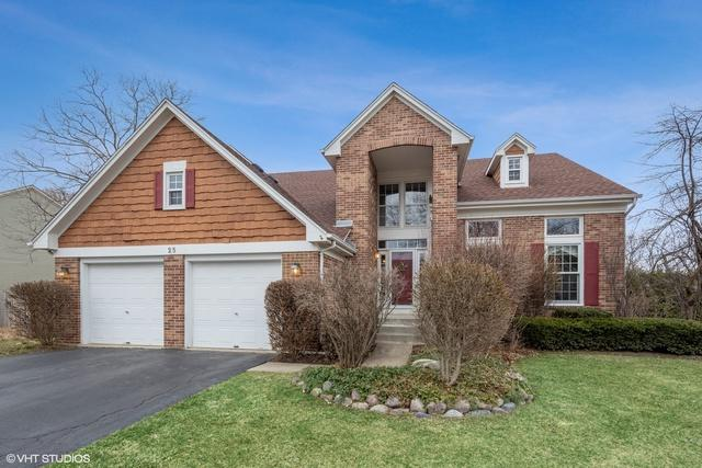 25 S Sterling Heights Road, Vernon Hills, IL 60061 (MLS #10380493) :: Berkshire Hathaway HomeServices Snyder Real Estate