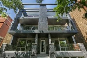 2136 W Lyndale Street #2, Chicago, IL 60647 (MLS #10380538) :: Berkshire Hathaway HomeServices Snyder Real Estate
