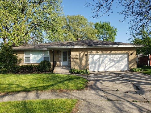 17101 Louis Avenue, South Holland, IL 60473 (MLS #10380550) :: Berkshire Hathaway HomeServices Snyder Real Estate
