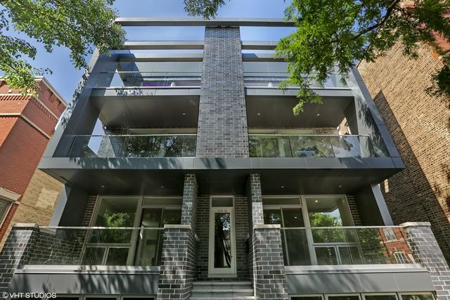 2136 W Lyndale Street 1W, Chicago, IL 60647 (MLS #10380598) :: Berkshire Hathaway HomeServices Snyder Real Estate