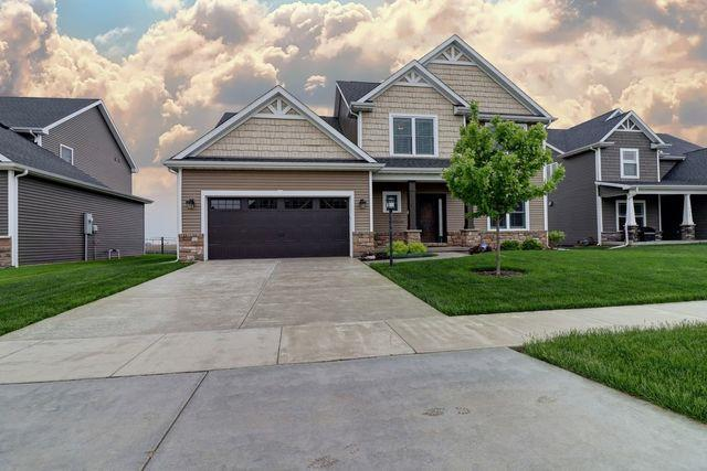 310 Denton Drive, Savoy, IL 61874 (MLS #10380661) :: Berkshire Hathaway HomeServices Snyder Real Estate