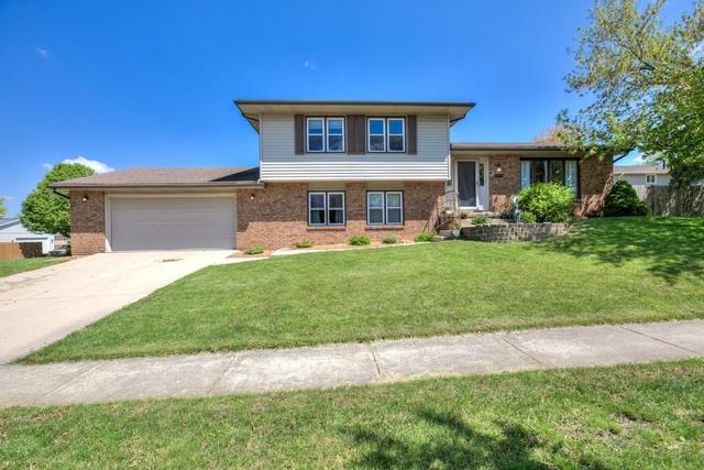 1005 Twin Lake Road, Bloomington, IL 61704 (MLS #10380678) :: BNRealty