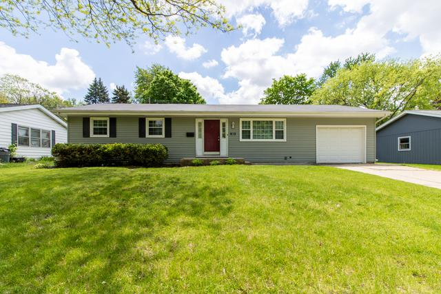 313 Rowe Drive, Bloomington, IL 61701 (MLS #10380773) :: Berkshire Hathaway HomeServices Snyder Real Estate