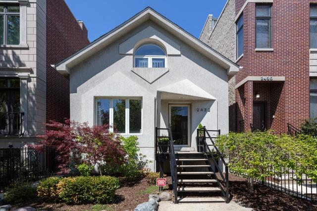 2432 W Huron Street, Chicago, IL 60612 (MLS #10380832) :: Domain Realty